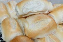 receitas de pão e tortas