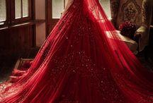 Abiti rossi da cerimonia