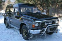 Nissan Patrol (aka Safari) / by Shawn Baden