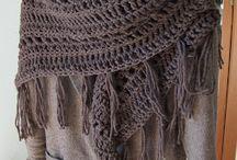 shawl-poncho
