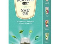 TEAZEN Moroccan Mint Capsule Tea for Nespresso Machine