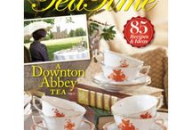 TeaTime Magazine Covers / Covers of issues past and present, access to our online store, and the latest on new releases.