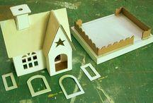 papercraft / paper