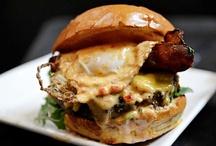 Burgers / by Linda Spang