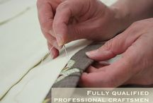 Making Curtains Blinds Sewing Craftmenship