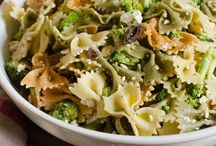 Mediterranean salads / Pasta