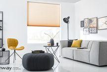 Duette® Color on Demand Shades / Duette® Color on Demand Shades zijn leverbaar in meer dan 800 kleuren. De stof van deze collectie is leverbaar in een lichtdoorlatende en verduisterende kwaliteit.