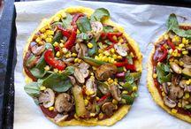 yum ideas: pizza