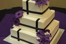 Westminster Catering Center Elegant Cakes / Wedding Cakes