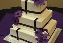 Westminster Catering Center Elegant Cakes / Wedding Cakes