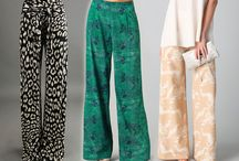 Pant patterns