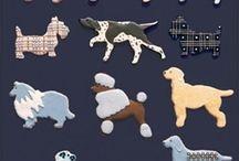 Coockie art dogs