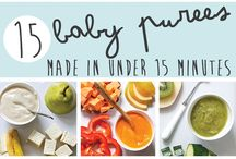 baby food unde 1 year