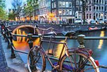 Amsterdam City Breaks / Bringing you our selection of 'dam' good hotels (*ba-dum-tshh*) for the perfect city break in the vibrant city of Amsterdam!