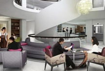 A Touch of Luxury - Office Interiors / Luxurious office space designs around the UK... (Images used to advertise on officebroker.com and related platforms are the property of serviced office providers.)