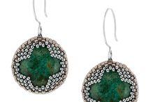 Beading - Gemstone embroidery beading