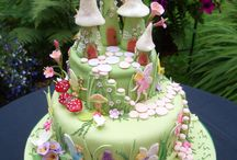 7th birthday cake ideas