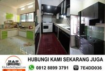 tukang kitchen set tanggerang