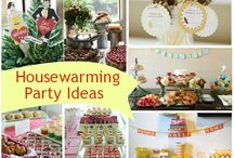 Warming Up Our New House!!!  / Just a few housewarming party ideas!!! / by Vanessa Bui