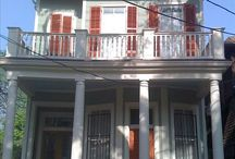 places to stay in NOLA / by Quincie Privat