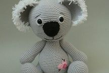 Crochet toys not only for boys :)