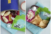 Real Food Lunchboxes / by Little Green Pouch