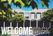 Welcome Back 2014-15 / Fall Semester has started for the 2014-15 year. Macomb Community College wishes all students the best of luck. / by Macomb Community College