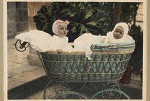 Retratos de principios del siglo XX