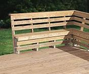 Deck furniture