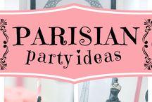 21st parisian party
