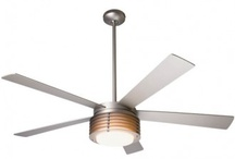 Modern Ceiling Fans / by Fixture Farm