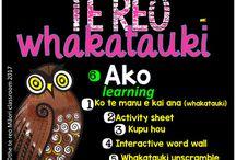 Te Reo - Whakatauki