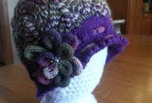 Hats+Headbands~crochet+knit / by Brittney Bateman