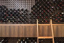 winery and wine storage