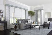 Top Treatments / Dress your Hunter Douglas window fashions with Premium Top Treatments