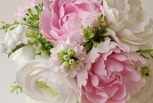 kukka-asetelmat ,kukat