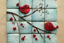 Bird themed