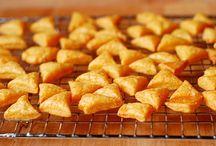 Recipes - Snacks / by Misty Weisensteiner
