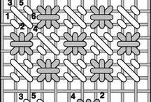 needlepoints