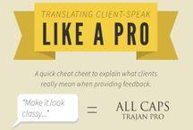 TRANSLATING CLIENT- SPEAK LIKE A PRO