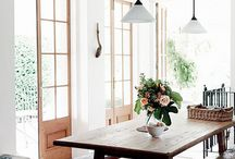 decor // indoors + dining / by Amy Keith