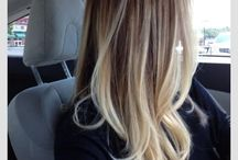 Hair / What I want