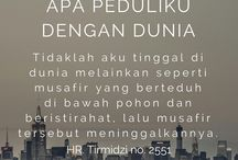 Moslem daily quote