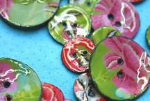 Buttons / by Isabel Liebling