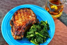 Cooking / Recipes from my blog, DadCooksDinner.com. I'm a guy, so there's a lot of grilling. I'm in a hurry, so there's a lot of pressure cooking. / by DadCooksDinner