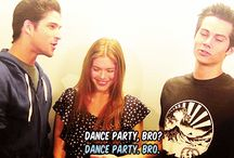 Teen wolf dance party / THIS IS AWESOME