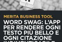 Merita Business Tool / La rubrica di Merita Business Podcast dedicata alle app e ai tool che possono semplificare la tua vita lavorativa.