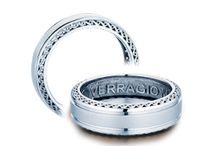 Verragio Men's Bands / Verragio offers a complete line of sophisticated collections and it is backed by industries best warranties and services. Jones and Son is the only Verragio's boutique in Central Arkansas and if you are looking for Verragio men's bands look no further.