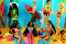 Barbie Displays / Random pics of really cool Barbies on display