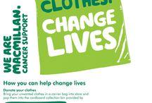 Charity graphics